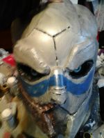 Garrus WIP 70% part 2 by TaliBelle-Cosplay