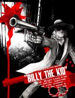 Billy the Kid by Rubber-toe