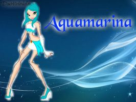 Adoptable: Aquamarina by DamnNintendoFan