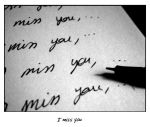 I miss YouII by sweetlullaby