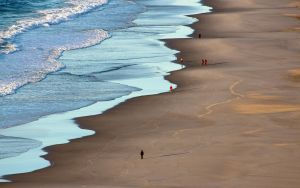 The Byron files - Tallow Beach by CouchyCreature