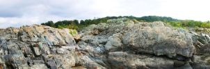 Great Falls - Panoramic by kriegs
