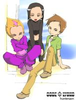 Code Lyoko by hunterGON by Code-Lyoko-Club