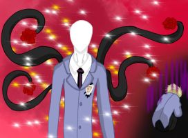 Slender Host? - Secret Ranger :. by ASinglePetal