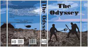 The Odyssey Cover by nishnash4