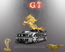 Mustang GT 500 by JayC79