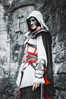 Assassin's Creed II fem!Ezio Auditore cosplay 10 by Ko-shi-patrick