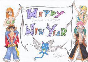 Happy New Year!!! by portuguese-d-ann