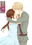 APH: Seychelles x England by heartswithglitter