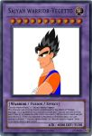 Vegetto yugioh card by diego-toon-master