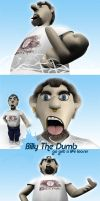 Billy The Dumb by venomx