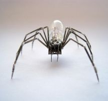 Mechanical Spider No 20 IV by AMechanicalMind
