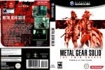 Custom Metal Gear The Twin Snakes boxart by maXVolnutt