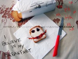 I Believe in my Breakfast by 14th-division
