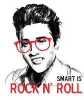 Smart is Rock and Roll by ecchiusagi