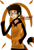 Slyfoxhound by DeadliestCrusader