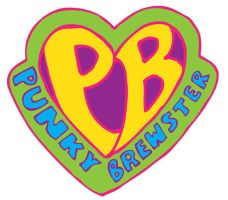 Punky Brewster Logo 1 by mythicdragon30