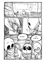 UNDERTALE - Determination PAGE 004 - by BloodyArchimedes