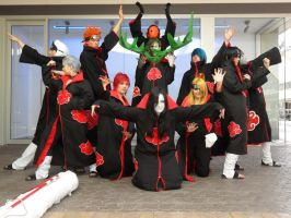 Full Akatsuki. by HopelessDevotion-CP