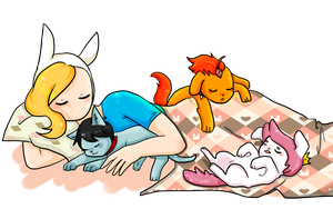 Nap Time by YAL1606