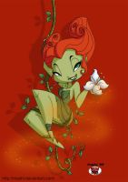 MASHI's POISON IVY 1b by DeadDog2007
