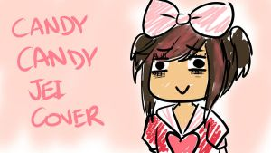 CANDY CANDY COVER by Jeisuke