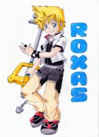 ROXAS by inma85