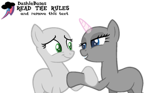 MLP Base: RariJack shippers can be heard screaming by DashieBases