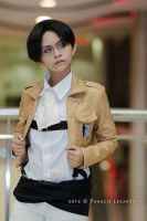 Off Duty, Rivaille Heichou. by Sea-Cee