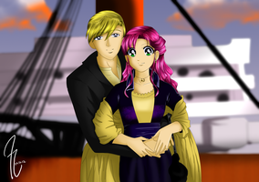 Contest entry sailor serenity by Yettyen