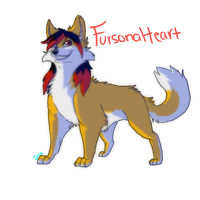 Fursonaheart AT by PenguinEatsCarrots