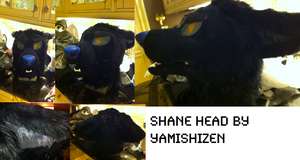 Shane Head by Yamishizen