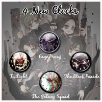 Four new sidebar clocks by SoftPurple