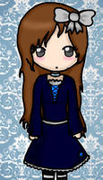 ::Blue.Alice:: by smilie-star