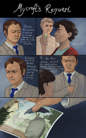 Mycroft's Request by Blackdusk