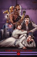 StarWars: The Rebel Club by GraphicGeek