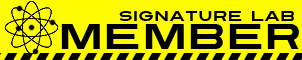 Signature Lab Advertise Banner by amich45
