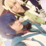 Dramatical Murder: Aoba and Noiz by midnightpb
