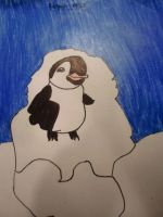 Penguin Chick xD by MewMewMinto1123