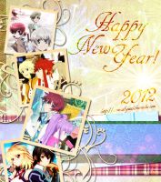 Tales of Happy New Year 2012 by a745