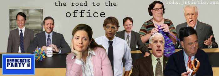 to the office by psmonkey