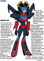 Animated Windblade by VectorMagnus2011