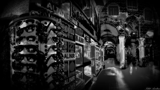 GRAND BAZAAR by mecengineer