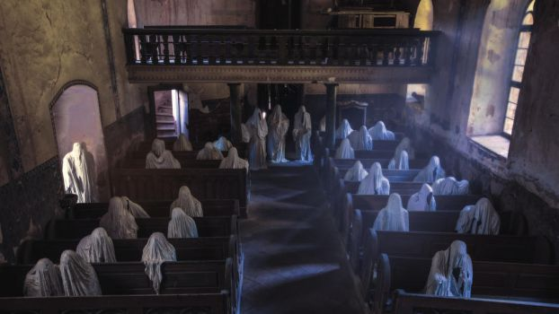 Church of the silent Ghosts by Mafia--Hitman