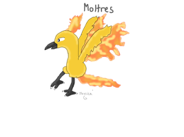 Moltres by biostings