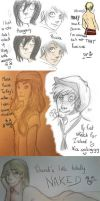 APH Sketchdump by Le-Black-Sheep