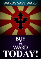 LoL Propaganda - Wards by RavenRaith