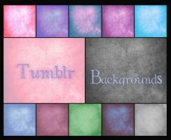 12 Free Tumblr Backgrounds in Colors by ibjennyjenny