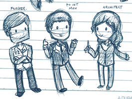 woo inception doodles by dongpeiyen1000