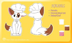 Full Reference of Hazel the Chef by TOM-CATS